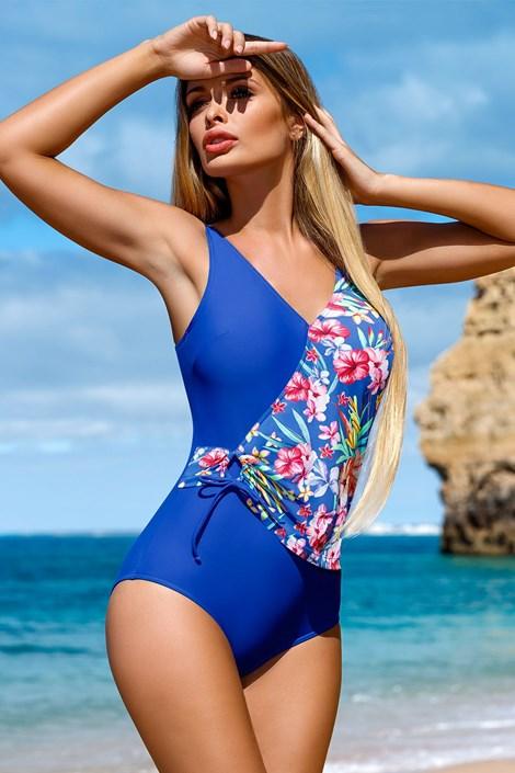 Dámske jednodielne plavky Flor