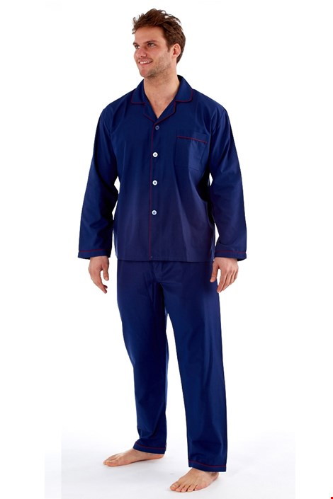 Pánske pyžamo HARVEY JAMES Classic XL plus