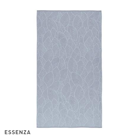Osuška Essenza Maureen sivo-modrá