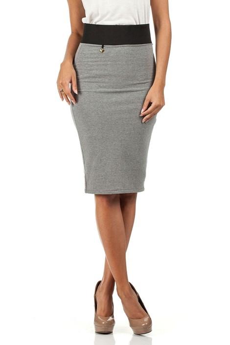 13fbe870170e Dámska sukňa s vyšším pásom Moe062