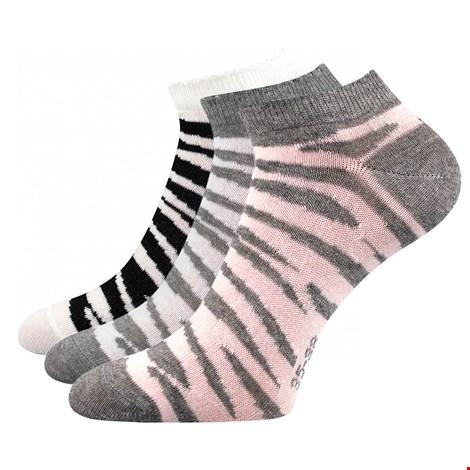 3 pack dámskych ponožiek Piki 57