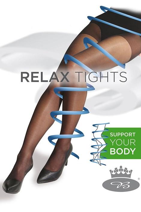 Dámske podporné pančuchové nohavice Relax