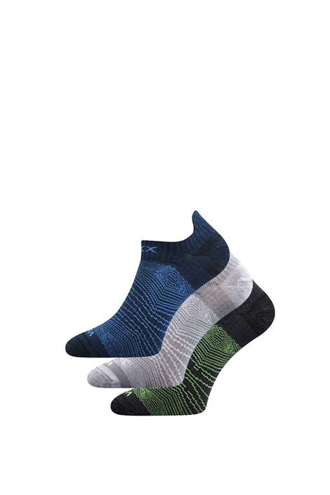 3 pack ponožiek Rex Mix A
