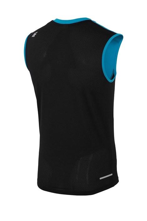 af52ca77e22d Pánske športové tričko 4F Dry Control Blue. ‹ ›