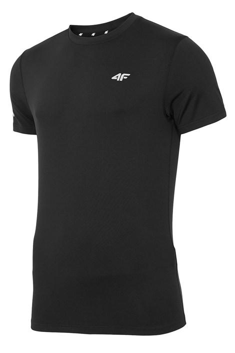 Pánske fitness tričko 4F Dry Control Black