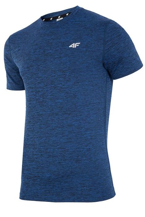 Pánske fitness tričko 4F Dry Control Navy