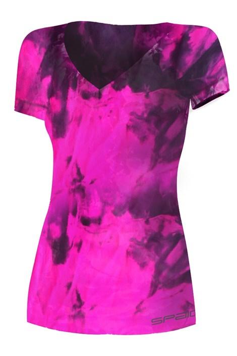 48da647a1667 Dámske športové tričko Fitness