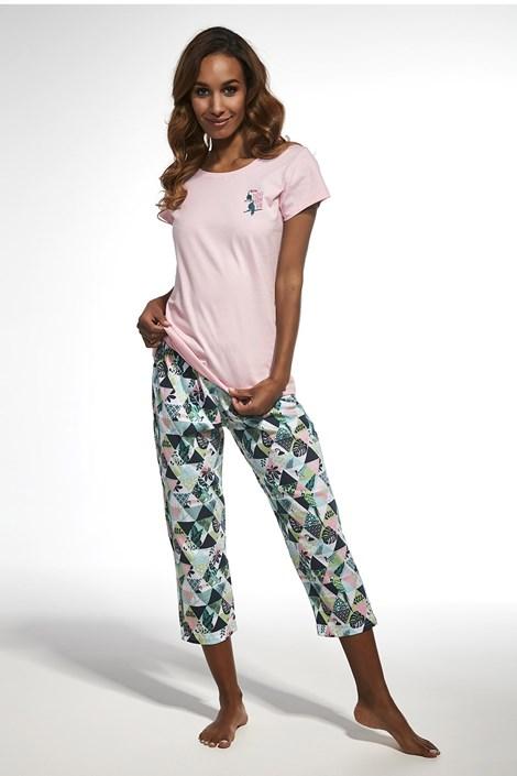 Trojdielny pyžamový komplet Together