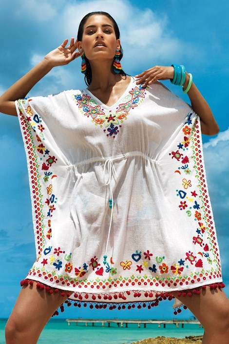 0df4c66bfeea Dámske letné plážové šaty Sara z kolekcie Vacanze