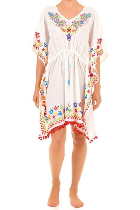 5e89ea413261 Dámske letné plážové šaty Sara z kolekcie Vacanze