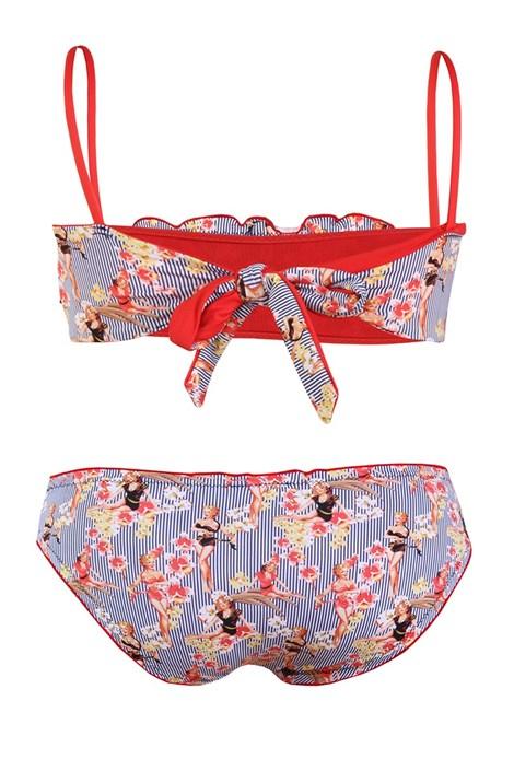 Dievčenské plavky Anna