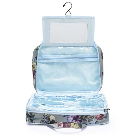 f133c71505 Cestovná kozmetická taštička Essenza Yara Dusty Aqua