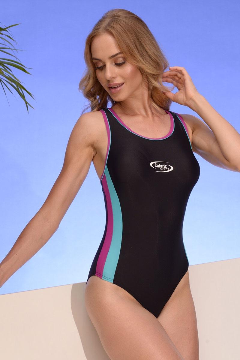 e76364f1dc77 Dámske športové jednodielne plavky Alex 04