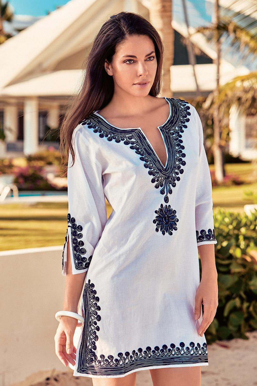 776ef187ae45 Dámske plážové šaty Sara I
