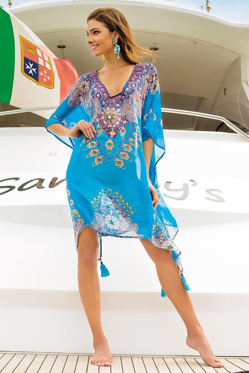 895c73d1899f Dámske plážové šaty Camila z kolekcie Iconique