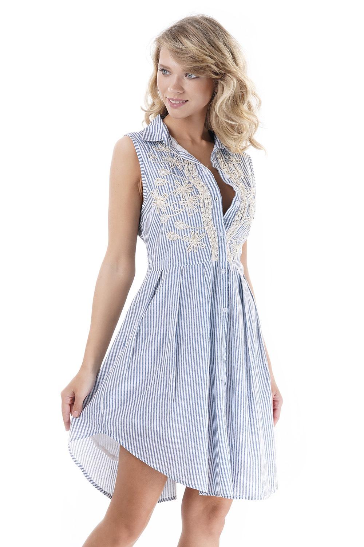 2179e771bfa6 Dámske plážové šaty Silvia