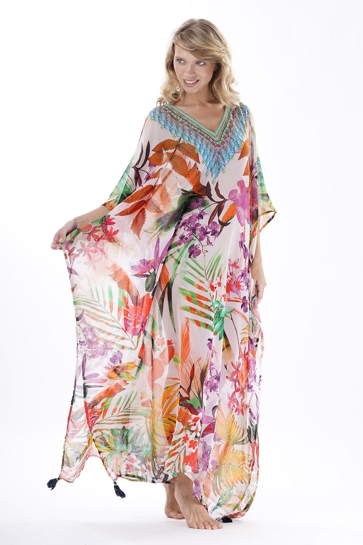 2bfc9368f312 Dámske plážové šaty Lucia