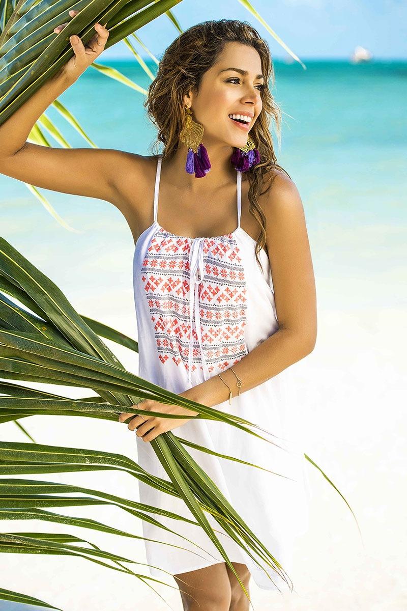 6ecc28d355eb Dámske plážové šaty Louisa z kolekcie Phax