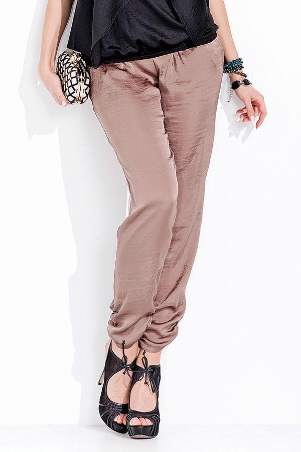 177d9be52a62 Luxusné saténové nohavice Prissy 003