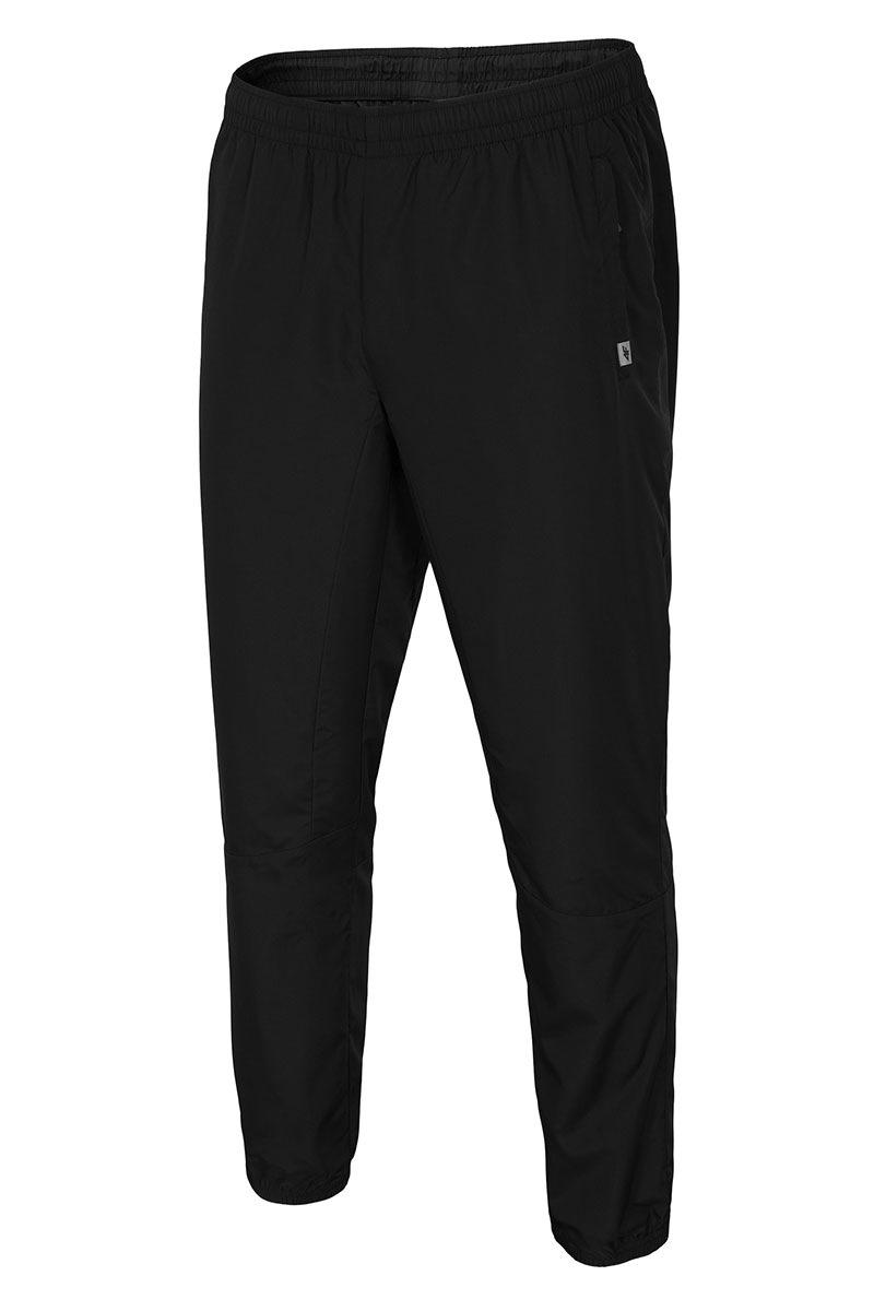 c551deb562b2 Pánske športové nohavice 4f Black