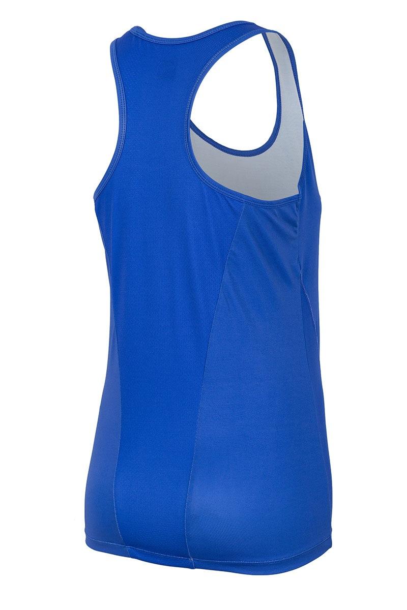 b21df603c25f Dámske športové tielko 4F Dry Control Blue