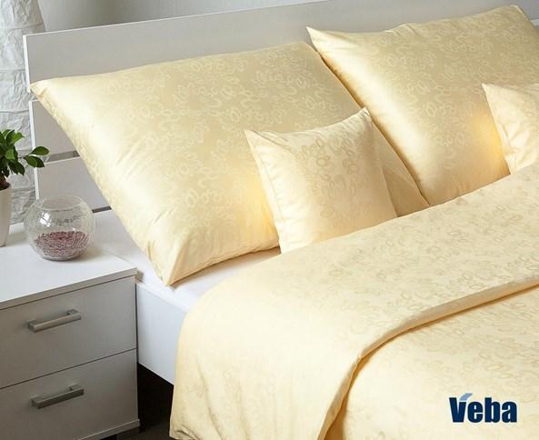 Obliečky VEBA Geon Bubliny žlté