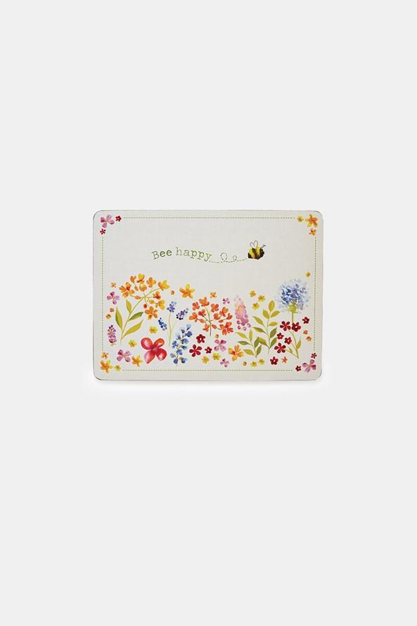 Sada korkového prestierania Bee happy