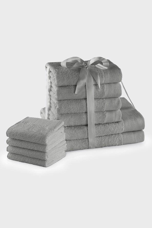 Sada uterákov Family šedá