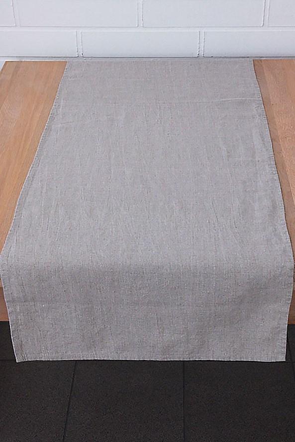 Home Design asztali futó, bézs színben