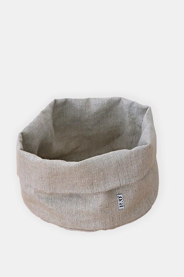 Košík Home Design béžový