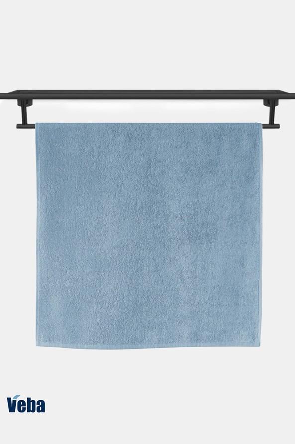 Luxusný bambusový uterák VEBA Bali modrý