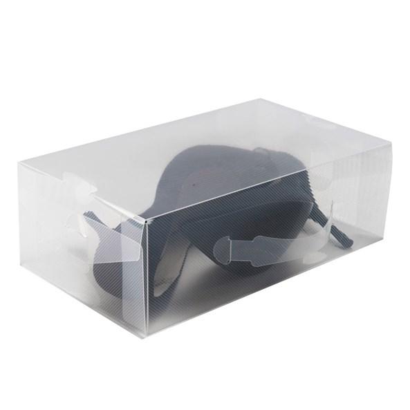 Transpatrentný úložný box