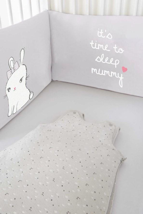 Chránič do detskej postieľky Sleep time