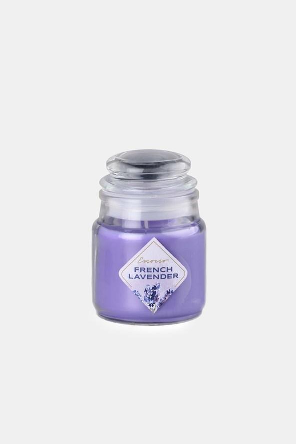 French Lavender illatos gyertya, kisebb