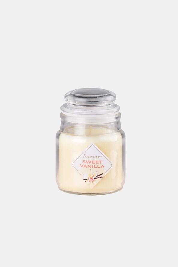 Vonná sviečka Sweet Vanilla menšia