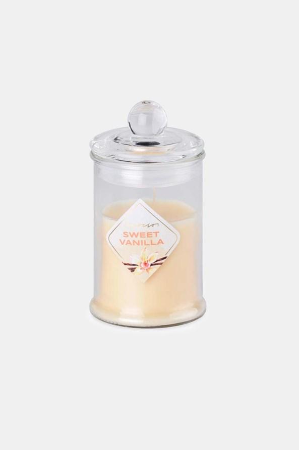 Sweet Vanilla illatos gyertya, nagyobb
