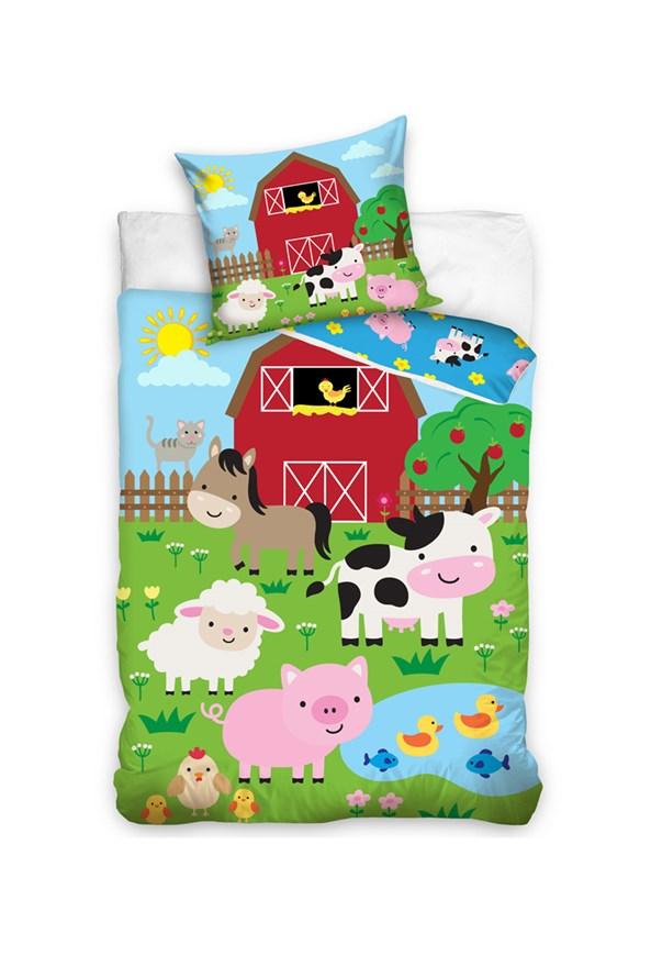 Detské obliečky Farma