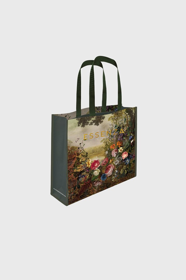 Nákupná taška Essenza Home Florence Green