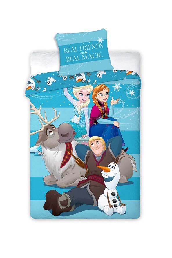 Detské obliečky Frozen Family
