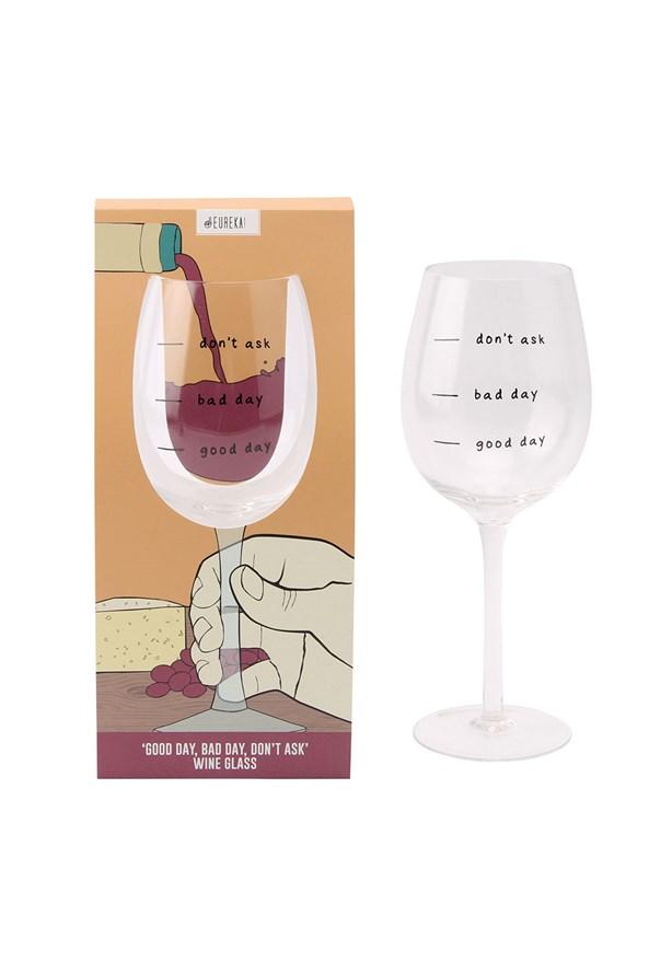 Pohár na víno Dont ask