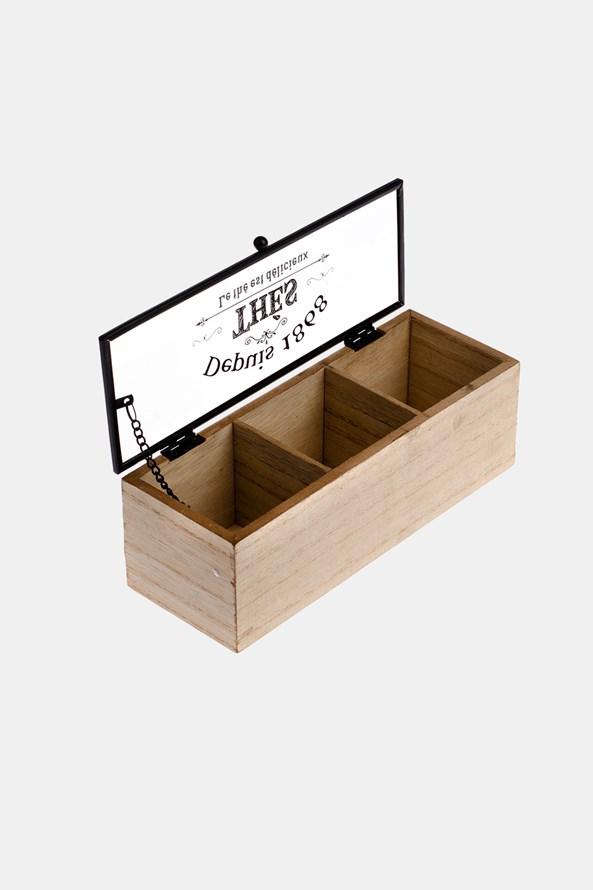 Krabička na čaj malá