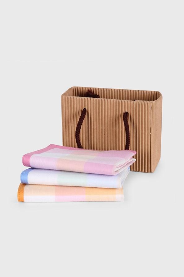 Zsebkendők ajándék szettben, Stripe