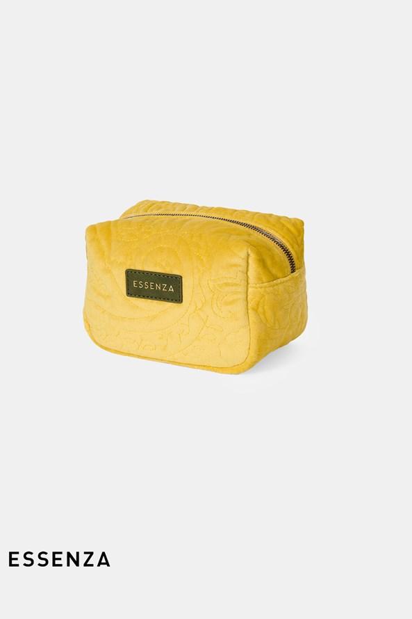 Essenza Home Lucy Mustard kozmetikai táska