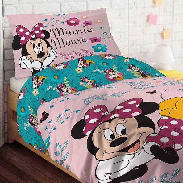 Happy Minnie ágyneműhuzat lányoknak