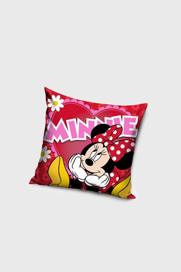 Obliečka na vankúšik Red Minnie
