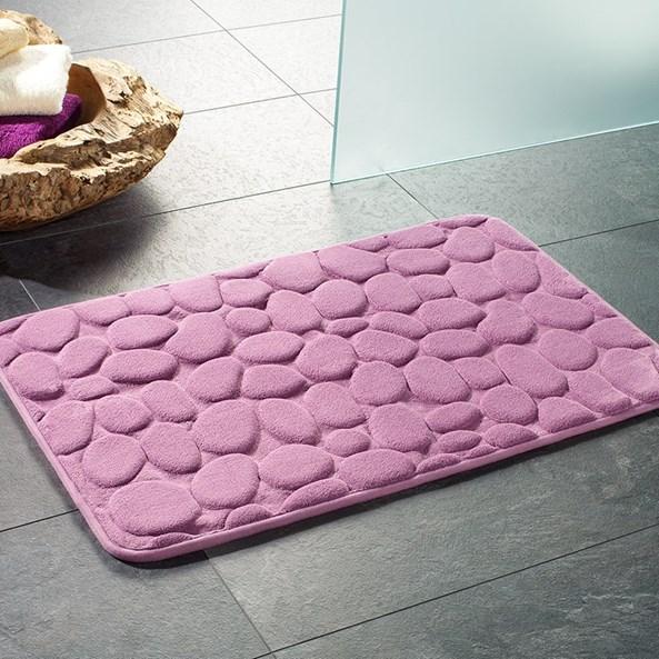 Kúpeľňová predložka London lila