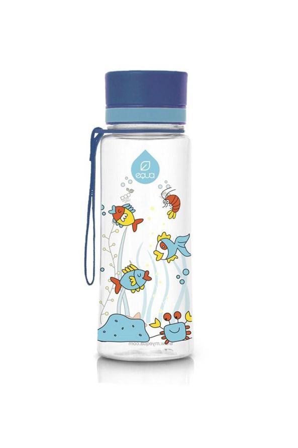 Plastová fľaša EQUA Equarium 400 ml