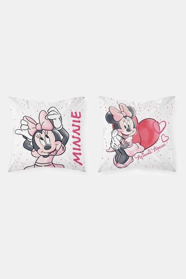 Obliečka na vankúšik Minnie Love