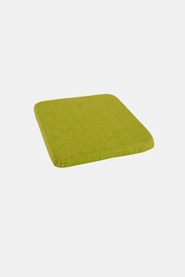 Podsedák na stoličku zelený