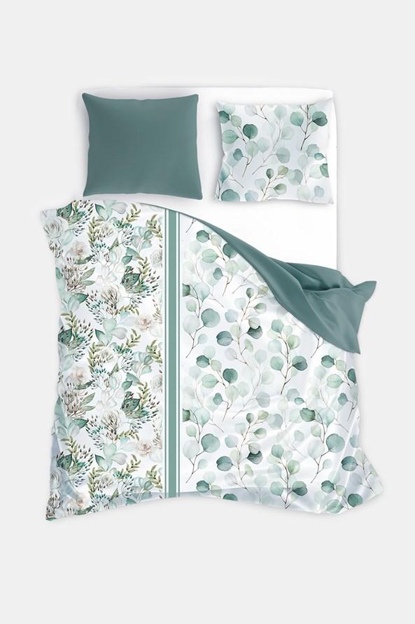 Obliečky Green Eucalyptus